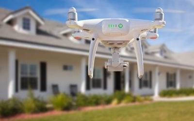 Choose an Inspector Who Uses a Drone for Home Inspections