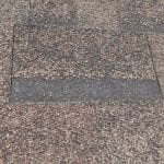 shingle in poor condition